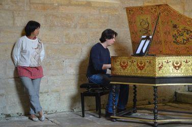 Yasuko Bouvard Sarlat-cp Paul Denais