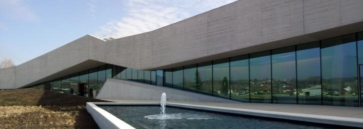 6. Lascaux IV facade